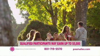 PRA Health Sciences TV Spot, 'Earn $5,000' - Thumbnail 2