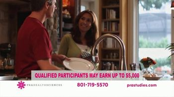 PRA Health Sciences TV Spot, 'Earn $5,000' - Thumbnail 3