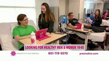 PRA Health Sciences TV Spot, 'Earn $5,000' - Thumbnail 6