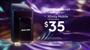 XFINITY Black Friday Sales Event TV Spot, 'Welcome: $35 Per Month' - Thumbnail 7