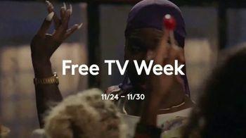 XFINITY TV Spot, 'Free TV Week' - Thumbnail 4