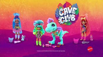 Cave Club Rockelle & Tyrasaurus Doll & Figure TV Spot, 'Prehistoric Friendship' - Thumbnail 8