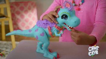 Cave Club Rockelle & Tyrasaurus Doll & Figure TV Spot, 'Prehistoric Friendship'