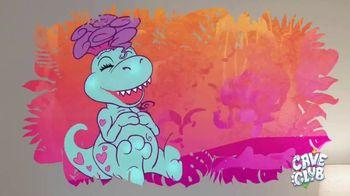 Cave Club Rockelle & Tyrasaurus Doll & Figure TV Spot, 'Prehistoric Friendship' - Thumbnail 4