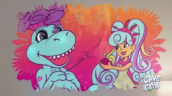 Cave Club Rockelle & Tyrasaurus Doll & Figure TV Spot, 'Prehistoric Friendship' - Thumbnail 6