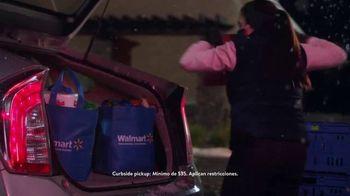 Walmart TV Spot, 'Días festivos: recogida en la acera' canción de Aretha Franklin [Spanish] - Thumbnail 3