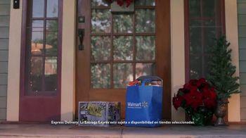 Walmart TV Spot, 'Días festivos: recogida en la acera' canción de Aretha Franklin [Spanish] - Thumbnail 6