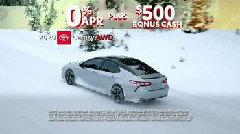 Toyota 10-Day Countdown Sales Event TV Spot, 'Hurry: Camry' [T2] - Thumbnail 1