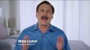 My Pillow Mattress Topper Mike's Christmas Special TV Spot, 'Too Hard or Too Soft' - Thumbnail 3