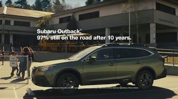 Subaru Share the Love Event TV Spot, 'Easy Commute' [T1] - 7 commercial airings