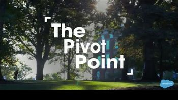 Salesforce TV Spot, 'The Pivot Point'
