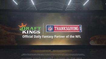 DraftKings Daily Fantasy TV Spot, '$25 Million Thanksgiving Giveaway' - Thumbnail 1