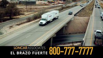Loncar & Associates TV Spot, 'Exceso de velocidad' [Spanish] - Thumbnail 1