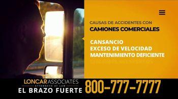 Loncar & Associates TV Spot, 'Exceso de velocidad' [Spanish] - Thumbnail 2