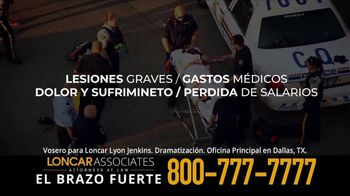 Loncar & Associates TV Spot, 'Exceso de velocidad' [Spanish] - Thumbnail 4