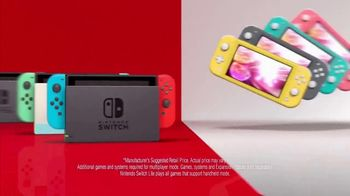 Nintendo Switch TV Spot, 'My Way: Pokémon Sword and Shield: The Crown Tundra' - Thumbnail 10