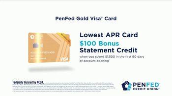PenFed Gold VISA Card TV Spot, 'Twinzies' - Thumbnail 9