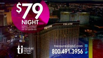 Treasure Island Resort & Casino TV Spot, 'Every Day is a Weekend' - Thumbnail 9