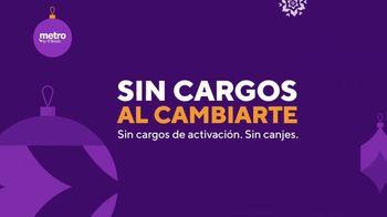 Metro by T-Mobile TV Spot, 'Conquista tus fiestas con cuatro teléfonos Samsung' [Spanish] - Thumbnail 2