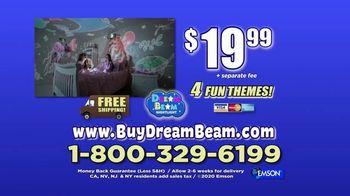 Dream Beam Nightlight TV Spot, 'Sweet Dreams: Four Fun Themes' - Thumbnail 9