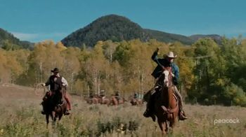 Peacock TV TV Spot, 'Yellowstone' - Thumbnail 8
