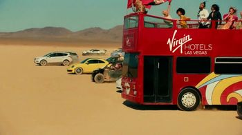 Virgin Hotels TV Spot, 'Us Unstoppable' Song by Hannah Williams & The Affirmations