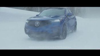 Acura Season of Performance Event TV Spot, 'An Untouched Winter' [T2] - Thumbnail 3