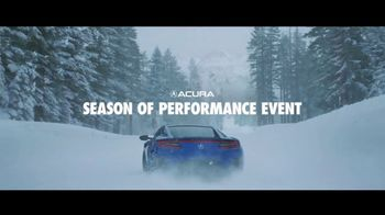 Acura Season of Performance Event TV Spot, \'An Untouched Winter\' [T2]