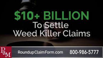 Pintas & Mullins Law Firm TV Spot, 'Immediate Alert: Roundup' - Thumbnail 4