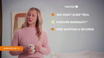 NECTAR Sleep Black Friday Sale TV Spot, 'Getting It All Done' - Thumbnail 6