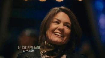 Modelo TV Spot, 'El espíritu de lucha de DJ Citizen Jane' canción de Ennio Morricone [Spanish] - Thumbnail 9
