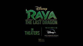 McDonald's Happy Meal TV Spot, 'Raya and the Last Dragon: Unleash Your Fierceness' - Thumbnail 8