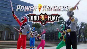 Power Rangers Dino Fury Morpher TV Spot, 'When Villains Attack' - Thumbnail 1