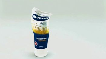Blue-Emu Maximum Pain Relief TV Spot, 'From Pains to Strains' - Thumbnail 1