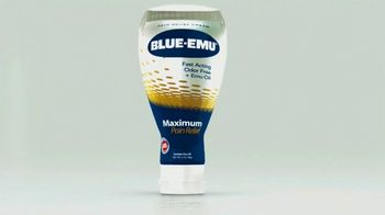 Blue-Emu Maximum Pain Relief TV Spot, 'From Pains to Strains' - Thumbnail 6