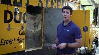 Stanley Steemer TV Spot, 'Air Duct Cleaning Dirt' - Thumbnail 1
