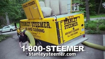 Stanley Steemer TV Spot, 'Air Duct Cleaning Dirt' - Thumbnail 6