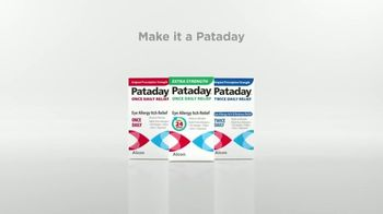 Pataday Once Daily Relief Extra Strength TV Spot, 'Eye Allergens on the Attack' - Thumbnail 9