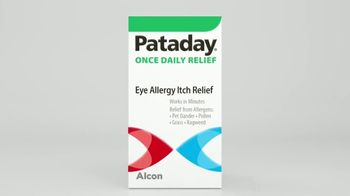 Pataday Once Daily Relief Extra Strength TV Spot, 'Eye Allergens on the Attack' - Thumbnail 3