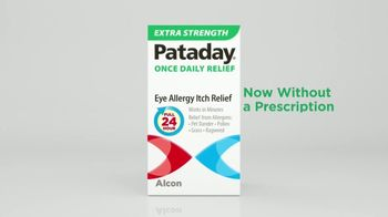 Pataday Once Daily Relief Extra Strength TV Spot, 'Eye Allergens on the Attack' - Thumbnail 5