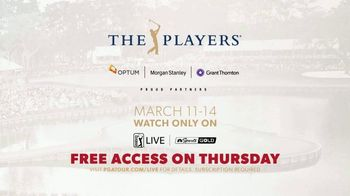 PGA TOUR Live TV Spot, 'Never Miss a Second: 2021 Player's Championship' - Thumbnail 10