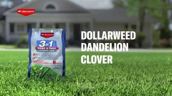 BioAdvanced 3 in 1 Weed & Feed TV Spot, 'Perfect for Texas Lawns' - Thumbnail 3