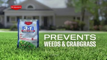 BioAdvanced 3 in 1 Weed & Feed TV Spot, 'Perfect for Texas Lawns' - Thumbnail 4