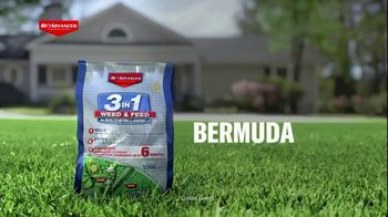 BioAdvanced 3 in 1 Weed & Feed TV Spot, 'Perfect for Texas Lawns' - Thumbnail 5
