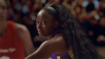 DoorDash TV Spot, 'Enter the Zone' Featuring Chiney Ogwumike