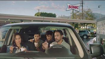 Sonic Drive-In Oreo Big Scoop Cookie Dough TV Spot, 'Mucha masa' [Spanish]