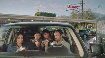 Sonic Drive-In Oreo Big Scoop Cookie Dough TV Spot, 'Mucha masa' [Spanish] - Thumbnail 3