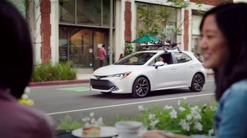 Toyota Ready Set Go! TV Spot, 'Imagine: Downtown' [T1] - 1339 commercial airings