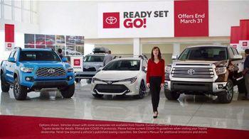 Toyota Ready Set Go! TV Spot, 'Imagine: Downtown' [T1] - Thumbnail 1
