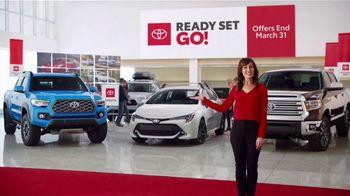 Toyota Ready Set Go! TV Spot, 'Imagine: Downtown' [T1] - Thumbnail 8